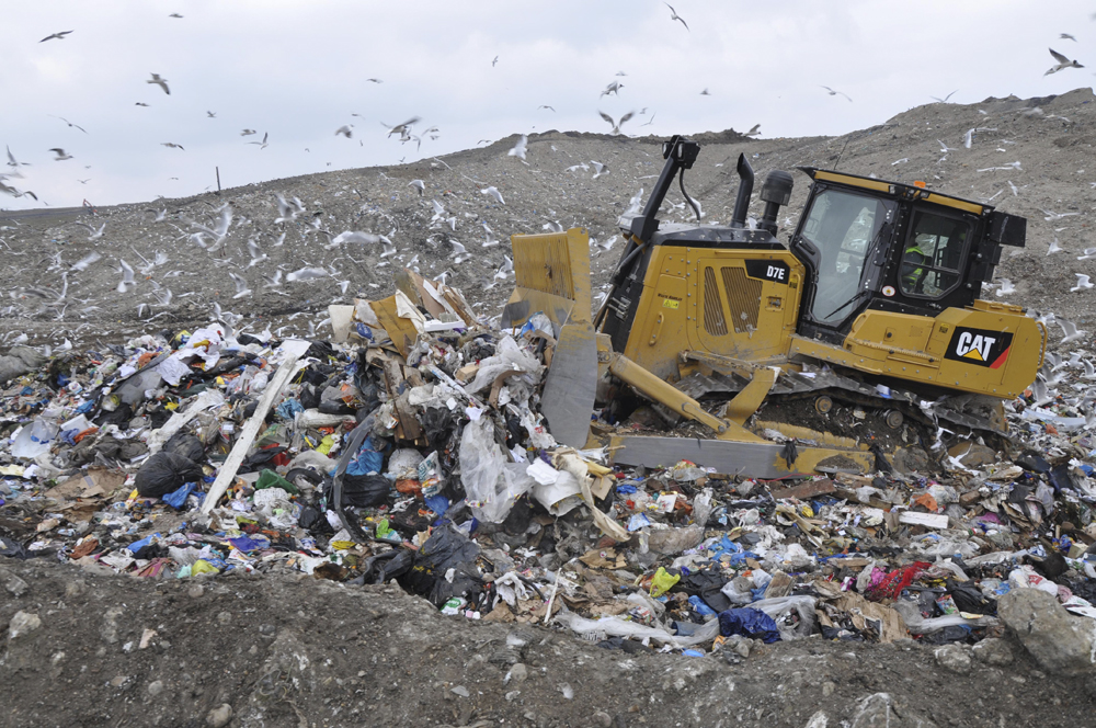 Landfill site closures