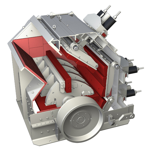 how does the impact crusher work Horizontal shaft impact crusher | hsi crusher can produce cubic products with  very good grain  horizontal shaft impact crusher can crush each kind of coarse,  medium, fine cubic material  horizontal shaft impact crusher working principle.