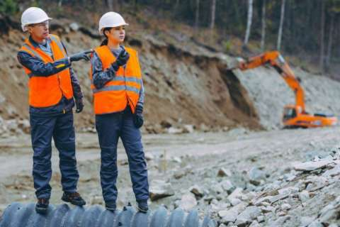 Diversity in the quarrying industry