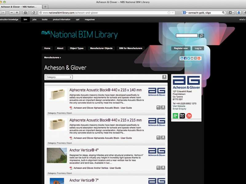 National BIM Library