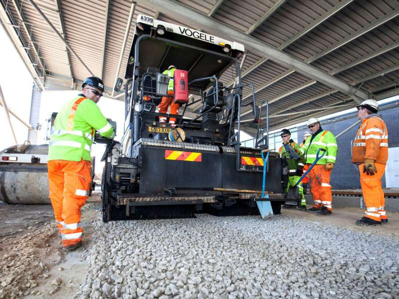 Aggregate Industries secure NCHSR contract