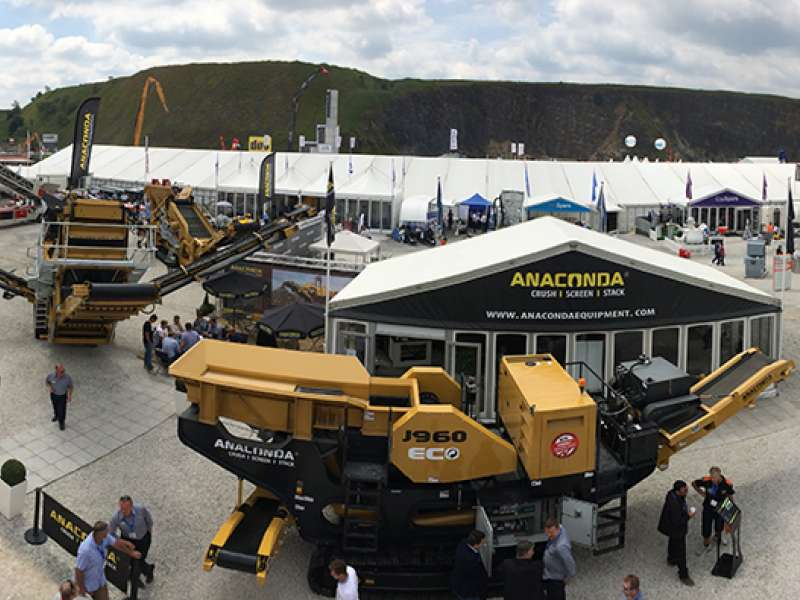 Anaconda at Hillhead 2014
