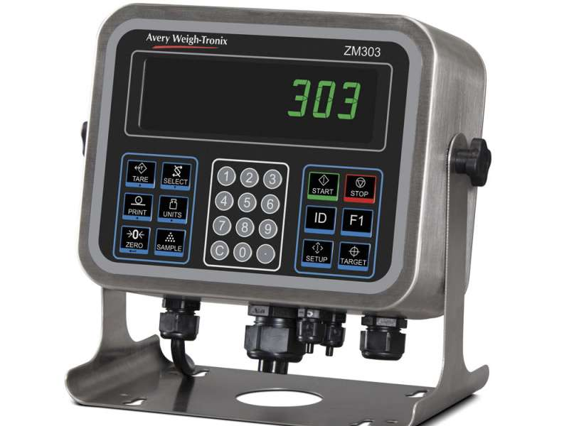 Avery ZM303 weighing indicator