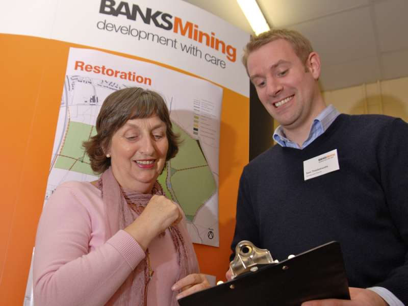 Banks Mining receive approval for surface mine