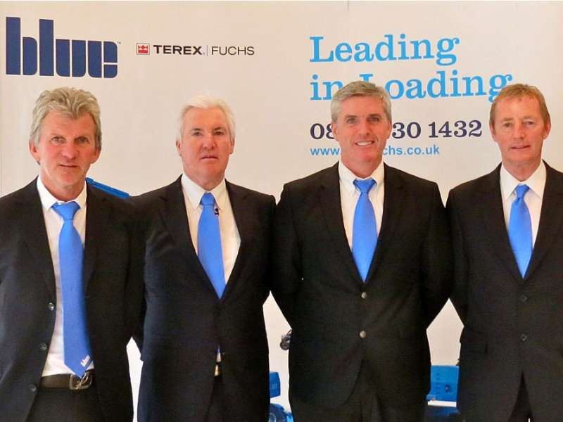 Blue Group board of directors