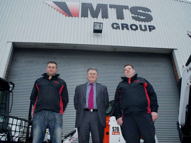 MTS Group invest in Bobcat equipment