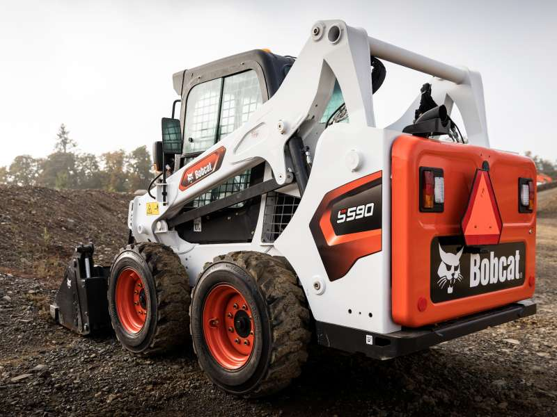 Bobcat S590 Stage V loader