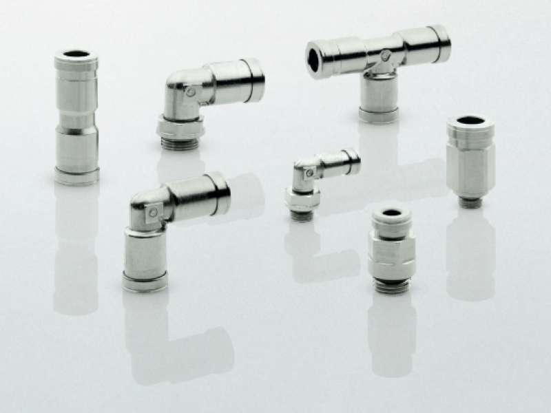 Camozzi Series H8000 fittings