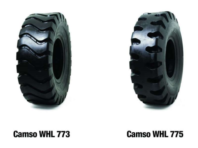 Camso tyres
