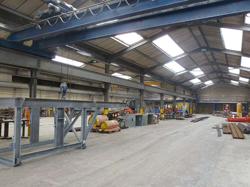 Canning acquire new factory