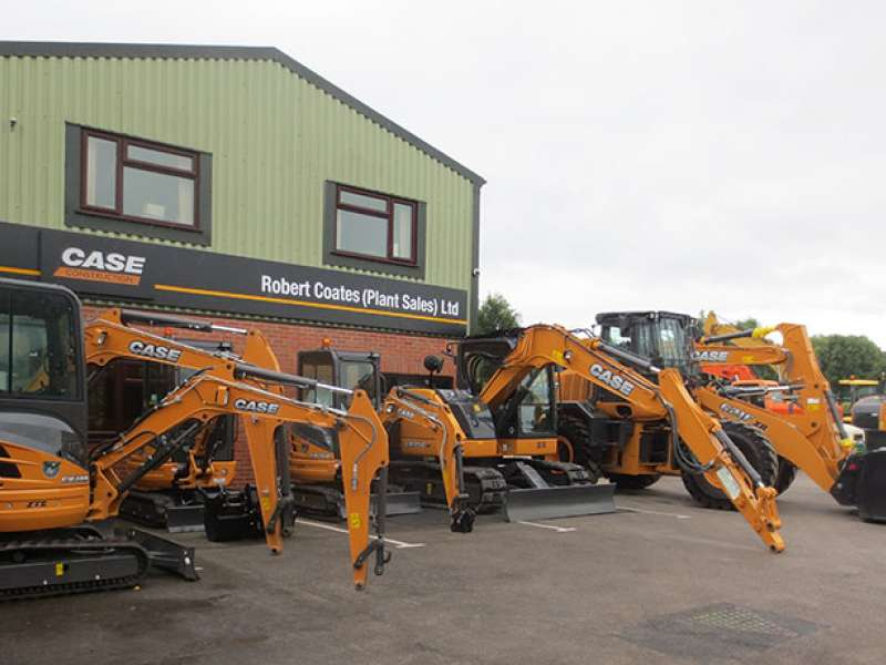 Coates Plant Sales appointed as Case dealers