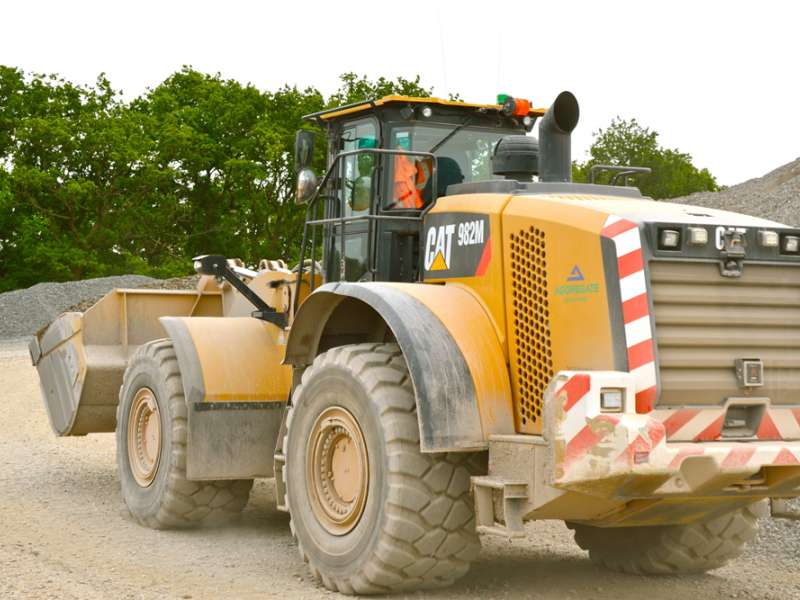 Cat 982M wheel loader