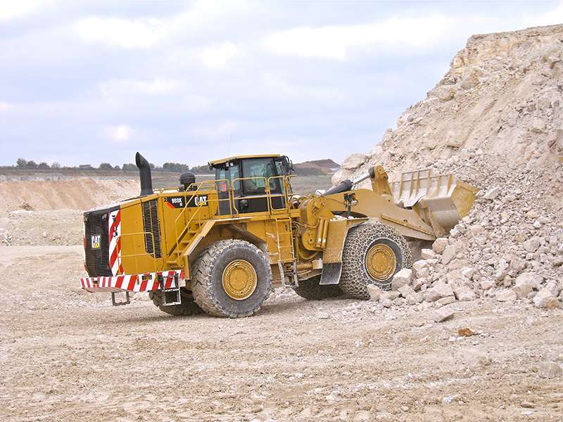 Cat 998K wheel loader