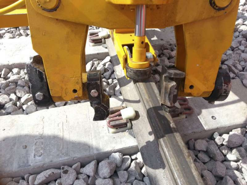 New 1502 concrete sleeper from CEMEX Rail Solutions