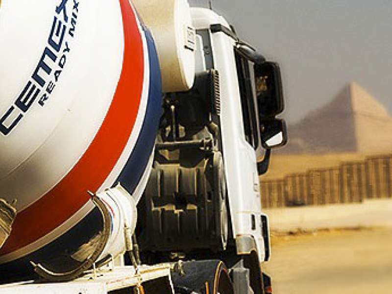 CEMEX invest in Egypt