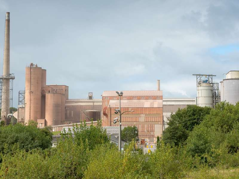 Cookstown cement plant