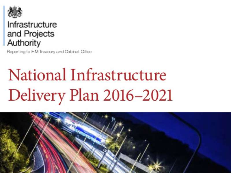 National Infrastructure Delivery Plan