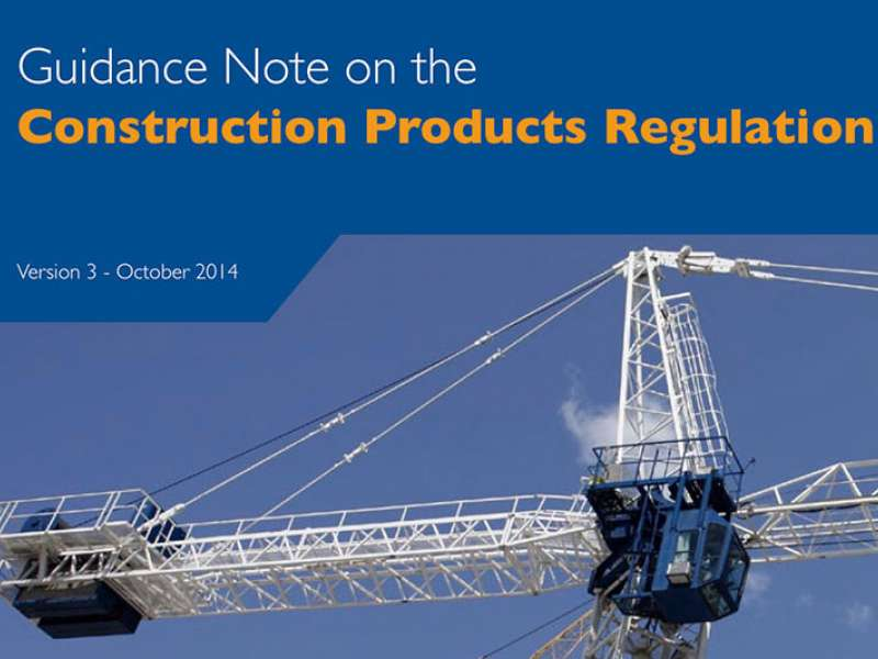 Construction Products Regulation