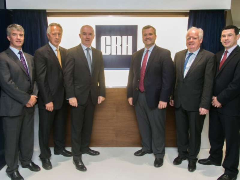 CRH open regional headquarters in Singapore