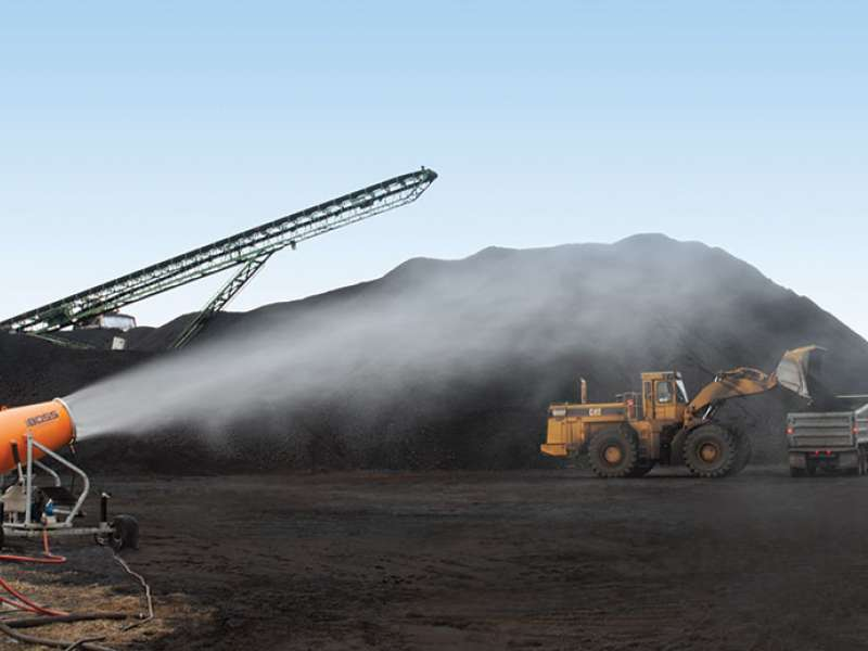 Dust Control Technology