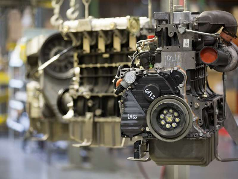 Deutz remanufactured engines