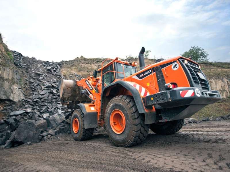 Doosan expand Irish dealer network