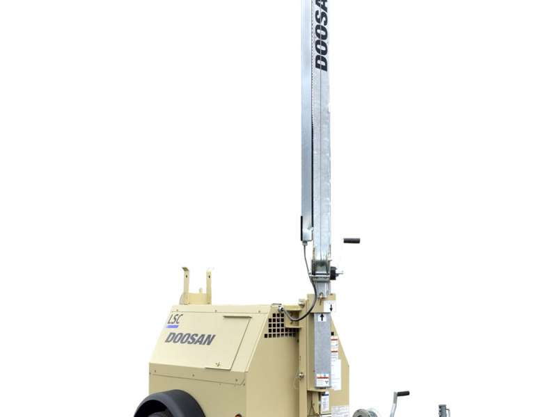 Doosan LSC portable light tower