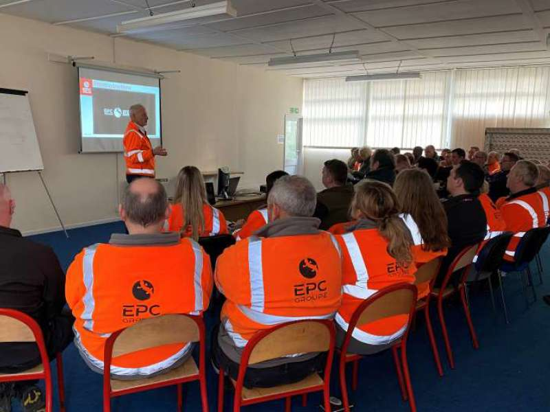 EPC-UK 2020 Safety Kick-off briefing