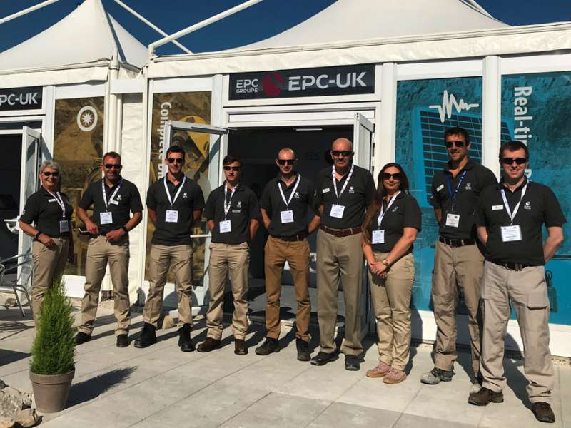 EPC-UK team at Hillhead 2018