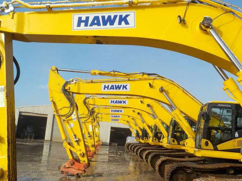 Hawk plant and equipment
