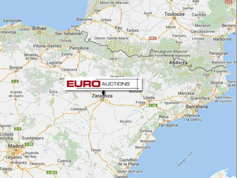Euro Auctions in Spain