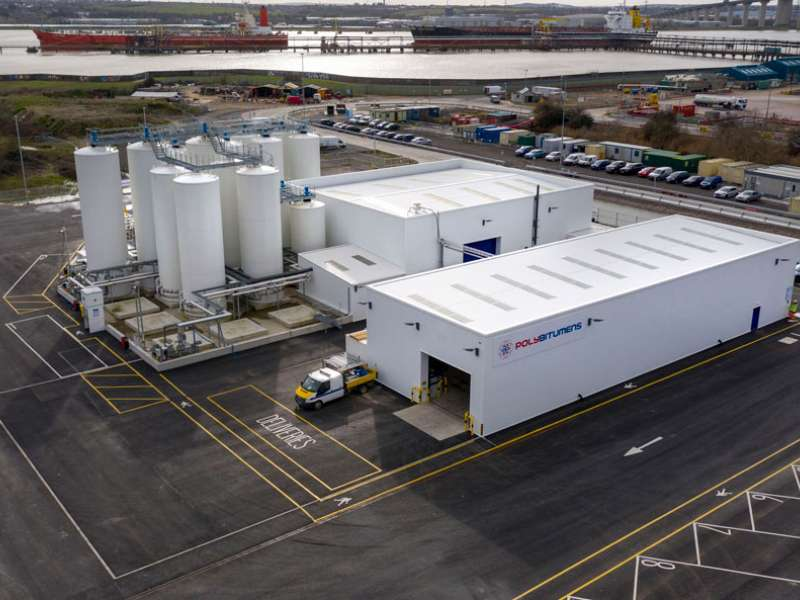 PolyBitumens Thurrock facility