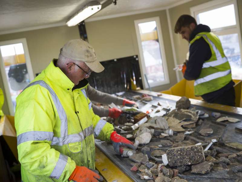 Kiverco picking station