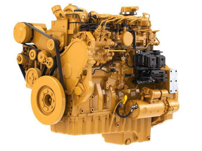 Cat C9.3B engine