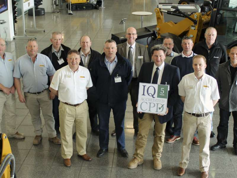 Finning Eco-Drive training programme