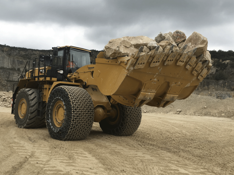 Cat 986K wheel loader