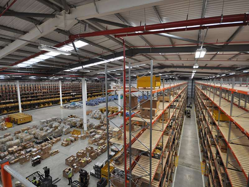 Finning's National Distribution Centre