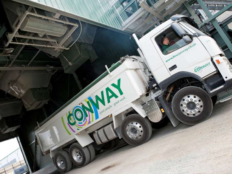FM Conway secure highways contract