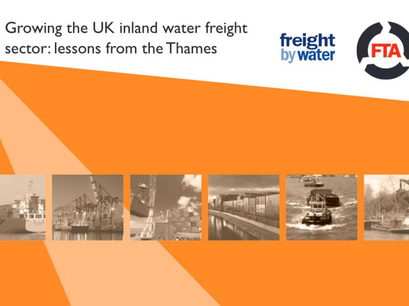 Freight by Water