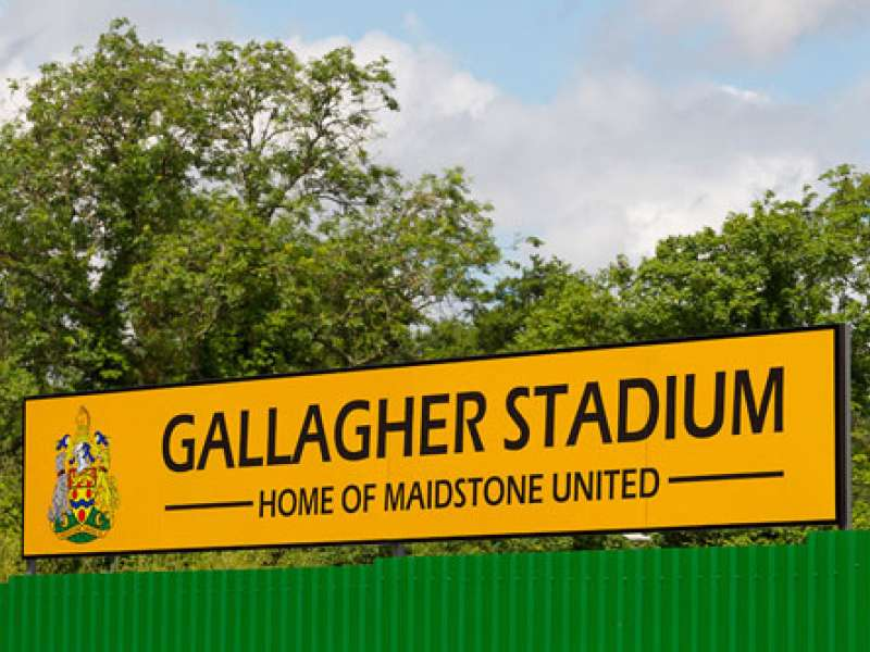 Gallagher stadium