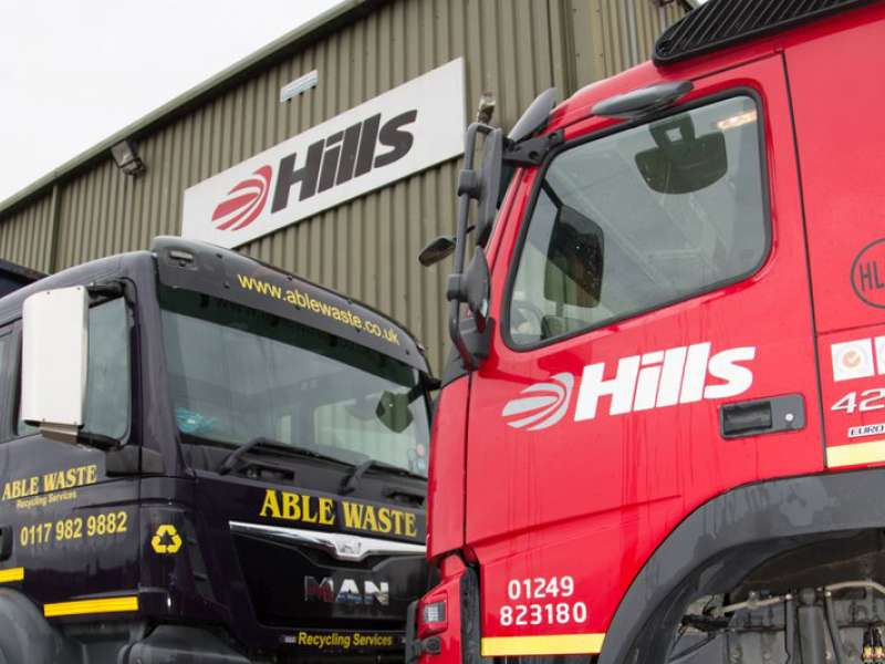Hills Waste acquire Able Waste Management
