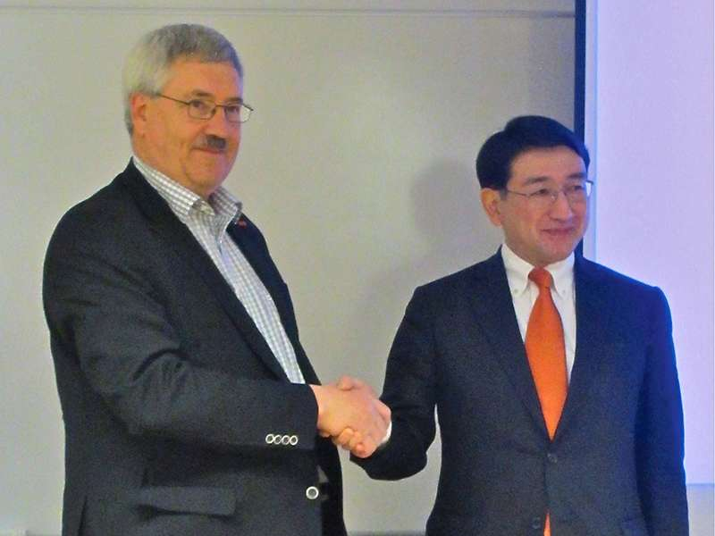 New Hitachi dealer for Estonia
