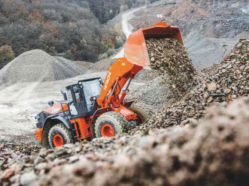 Hitachi ZW330-6 wheel loader