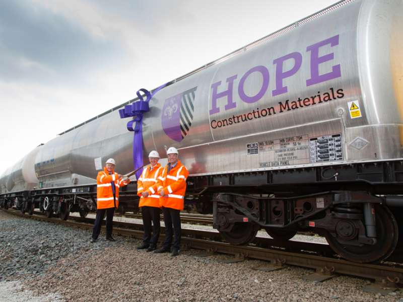 New state-of-the-art rail wagons