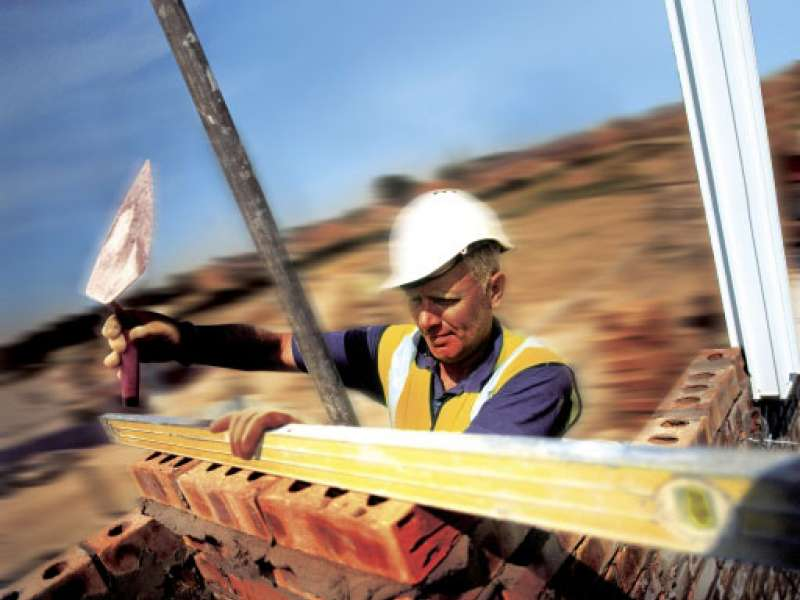 Increase in house building (Photo: Tarmac)