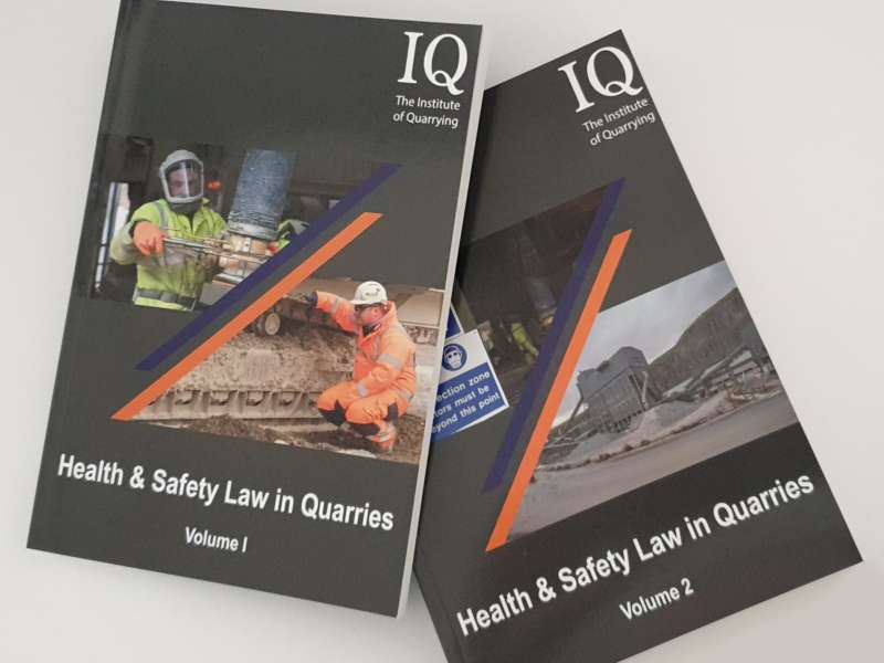 Health & Safety Law in Quarries