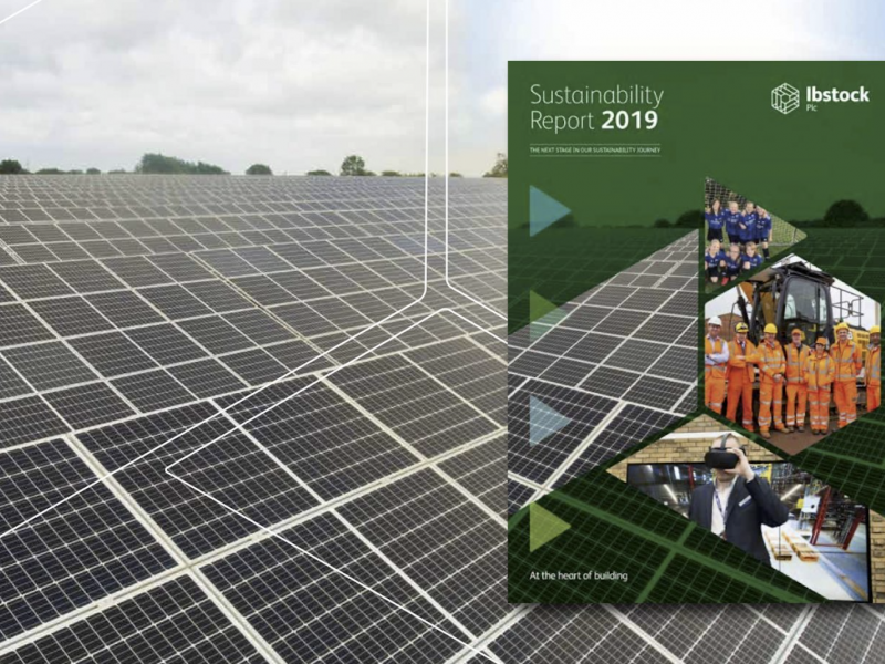 Ibstock Sustainability Report 2019