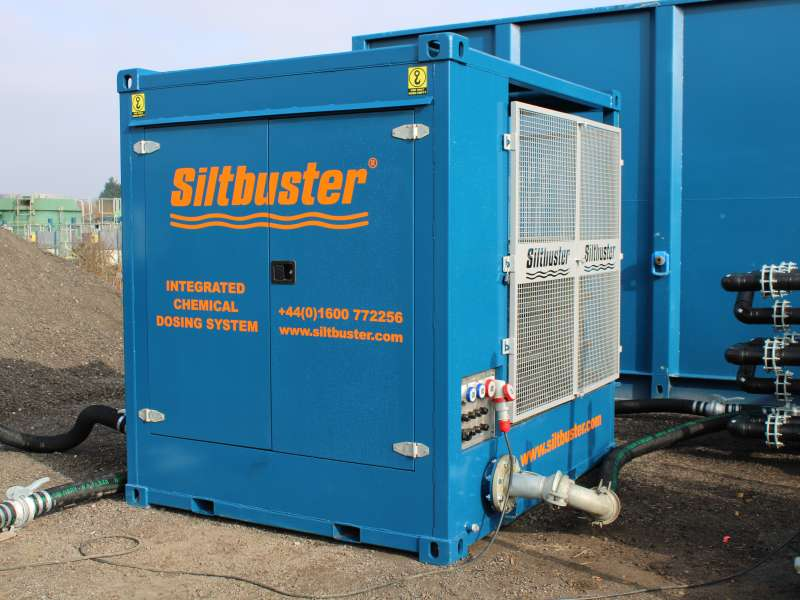 Siltbuster iCDS