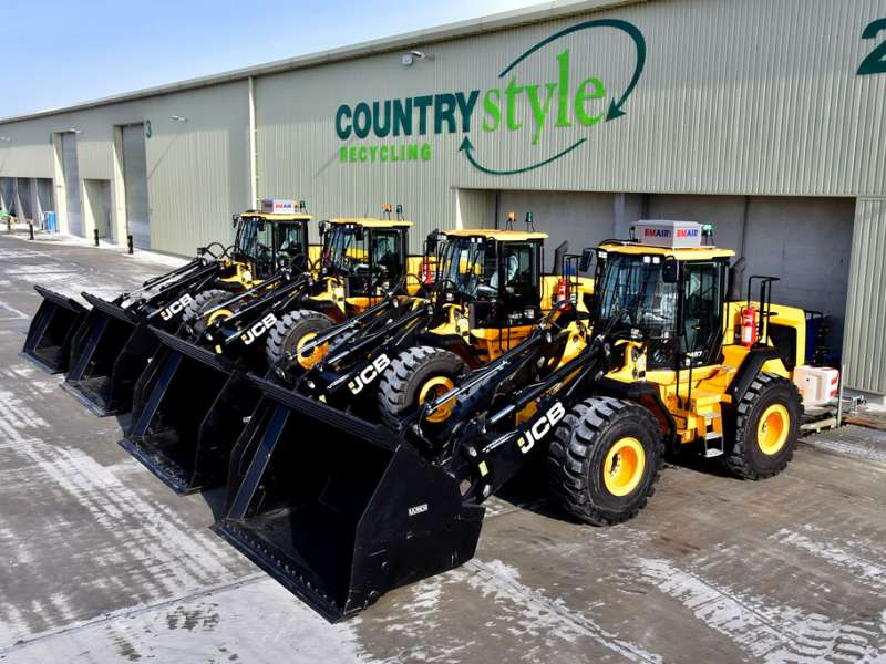 JCB 457 wheel loaders