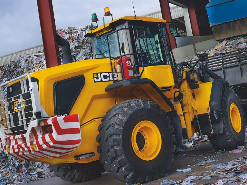 JCB 457 wheel loader